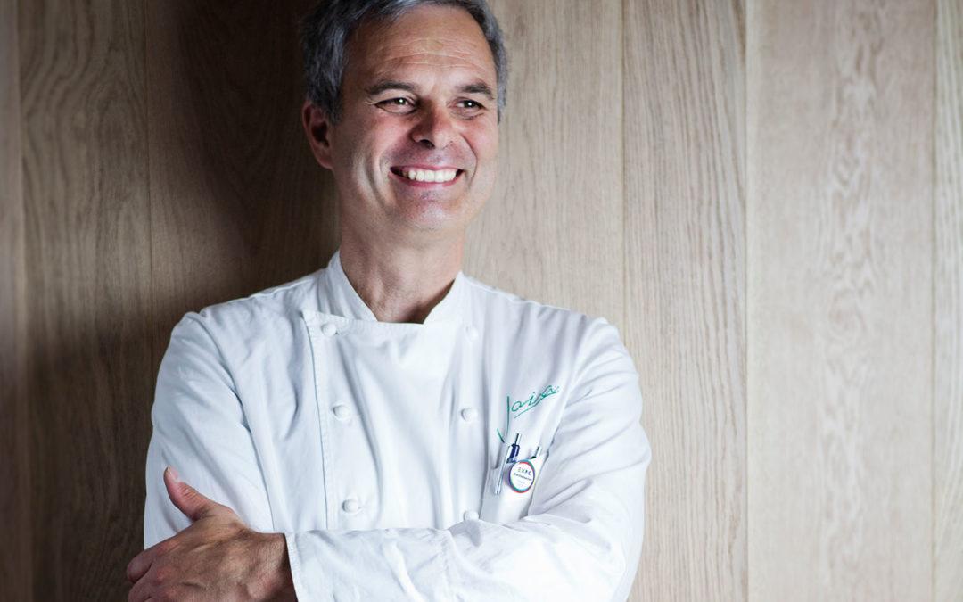 Milano, 2 ottobre 2013 – Intervento di Pietro Leeman – Chef Veg